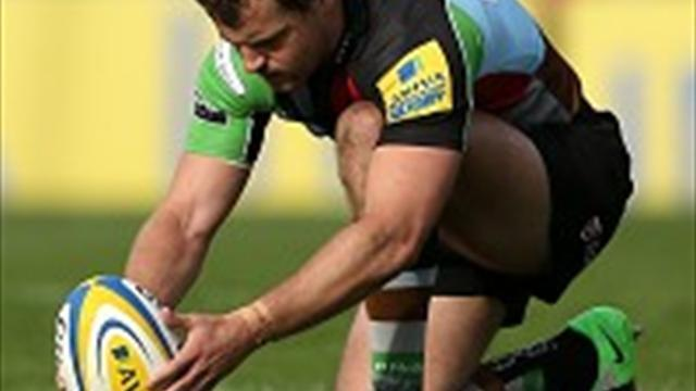 Rugby - Quins too strong for Zebre
