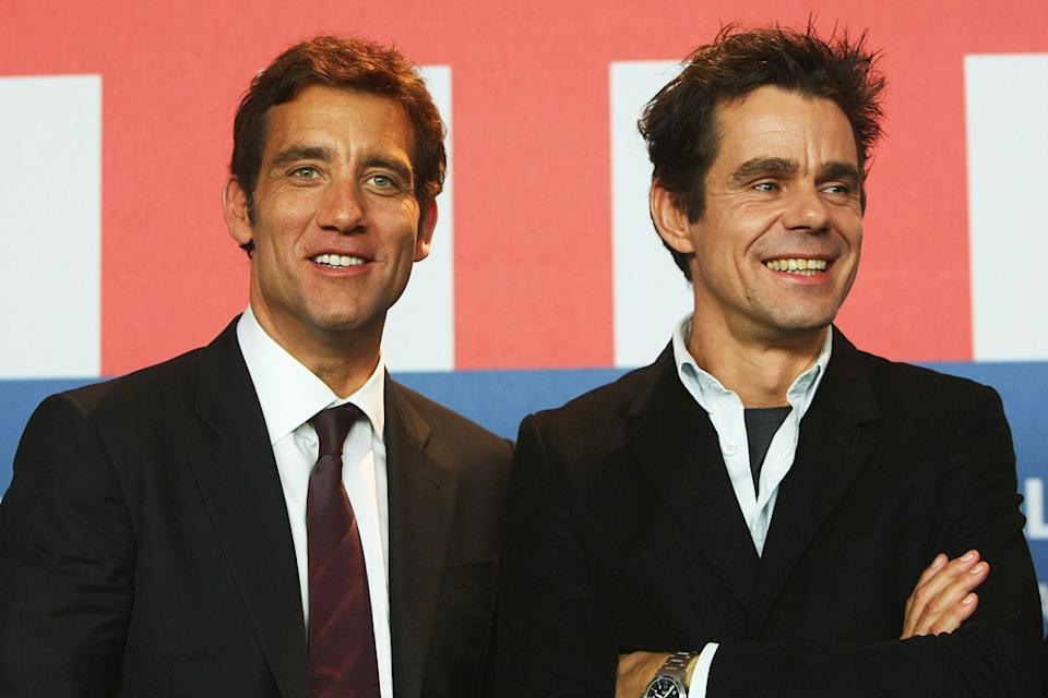 59th Annual Berlin Film Festival 2009 Clive Owen Tom Tykwer