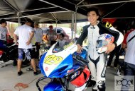 At 22 years old, four-time national superbike champ Maico Buncio was already regarded as a racing phenomenon. He died Sunday from injuries he sustained after his bike crashed during time trials at the Clark International Speedway racing circuit.