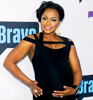 Phaedra Parks Baby Boy: Real Housewives of Atlanta Star Gives Birth!