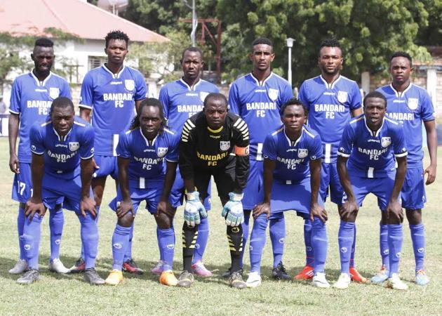 Sserunkuma in as Bandari name squad for Caf assignment