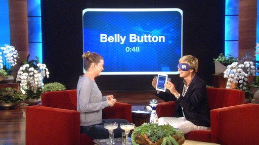 Heads Up! Ellen Pompeo Gives Body Part Hints to Ellen