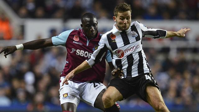 Premier League - Newcastle star Cabaye faces six weeks out