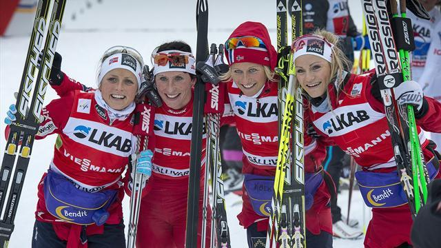 Cross-Country Skiing - Norway complete cross-country clean sweep