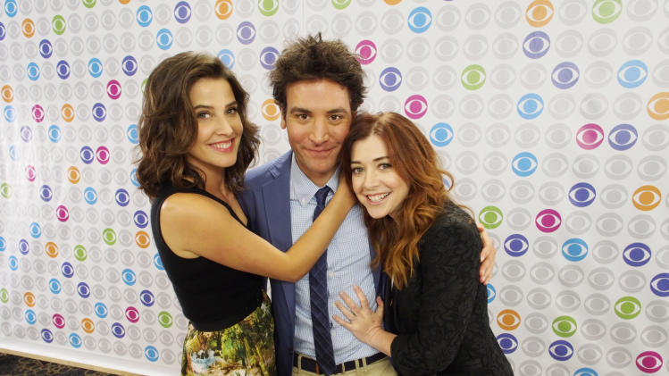 """How I Met Your Mother"" CBSi Junket at Comic-Con 2013"