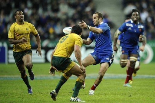 France buck trend as All Blacks, Boks and Pumas win