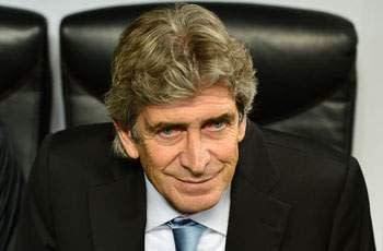 Pellegrini: I'm not new Manchester City coach