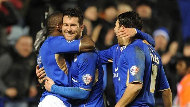 Championship - Nugent strike gives Leicester win over Leeds