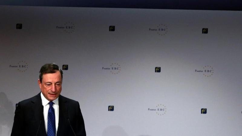 """Draghi: """"Ripresa solida e ampia, ma inflazione non convincente"""""""