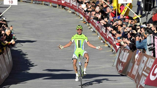 Cycling - Moser takes victory in Strade Bianche