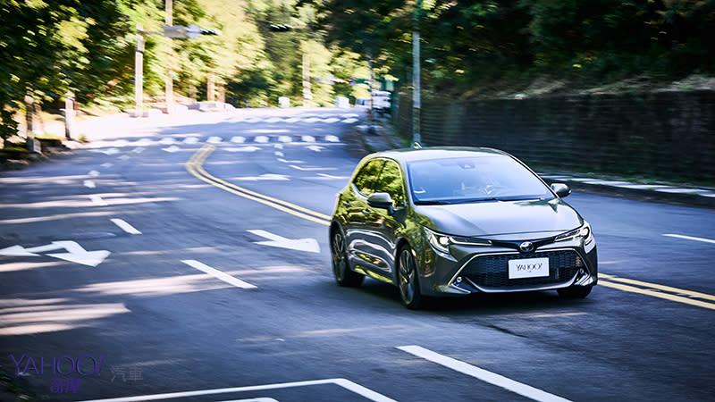 【新車圖輯】沒有之一!繼86後Toyota最好玩車款Auris旗艦型微山路試駕