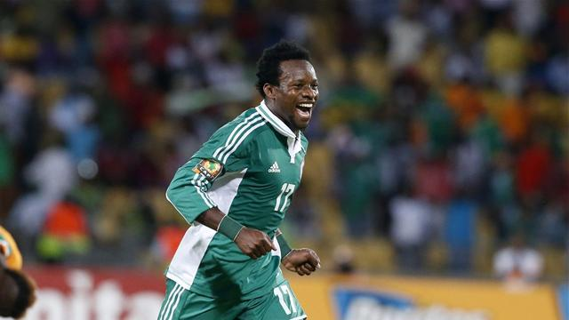 World Cup - Namibia derail Nigeria's early qualification hopes
