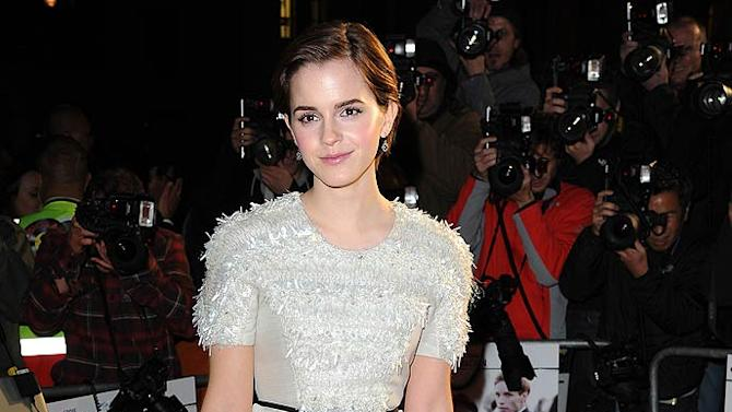 Emma Watson My Week With MarilynUK Premiere