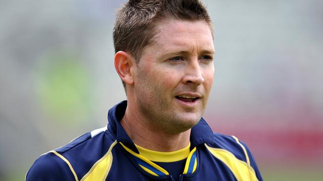 Cricket - Clarke wants to build on win