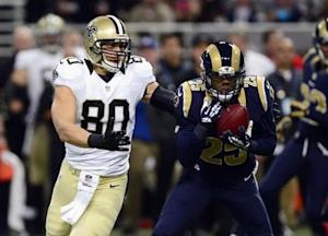NFL: New Orleans Saints at St. Louis Rams