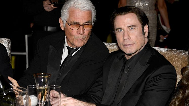 85th Annual Academy Awards - Governors Ball: John Travolta