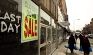 Demand For High Street Shops Is Falling