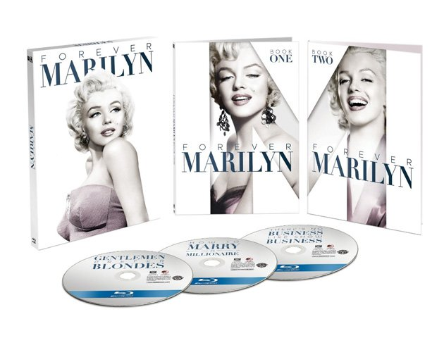 Forever Marilyn: The Blu-ray Collection