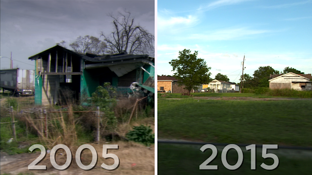 A local man's view on the real recovery of post-Katrina New Orleans