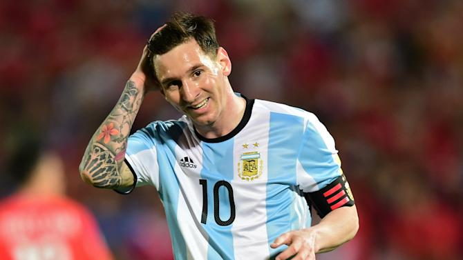 Martino: Messi agreed with Olympics snub