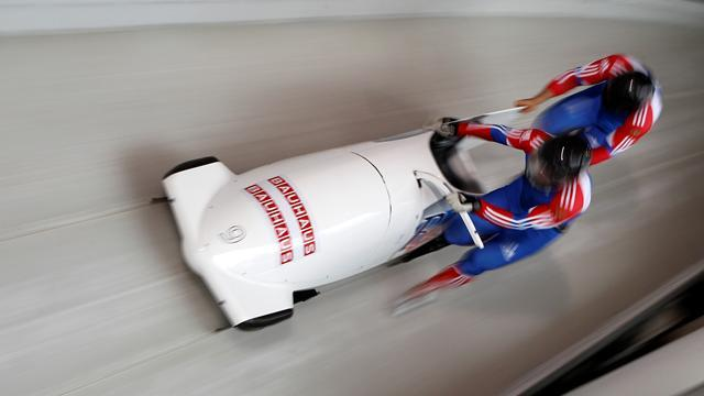 Bobsleigh - Sochi track given official approval