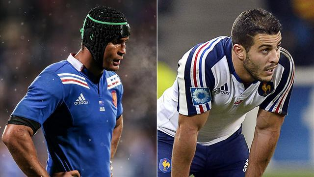 Six Nations - France suffer Dusautoir and Guitoune injury blows