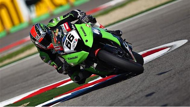 Superpole success for Sykes
