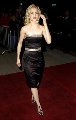 Mena Suvari at the LA premiere of Miramax's Chicago