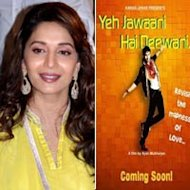 Madhuri Dixit To Perform Item Number In 'Yeh Jawaani Hai Deewani'?