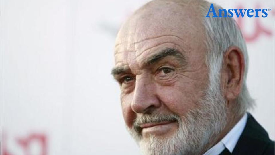 Things You Never Knew About Sean Connery