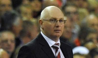 Manager John McGlynn Leaves Hearts
