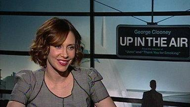 Vera Farmiga: George Clooney Is a 'Goofball'