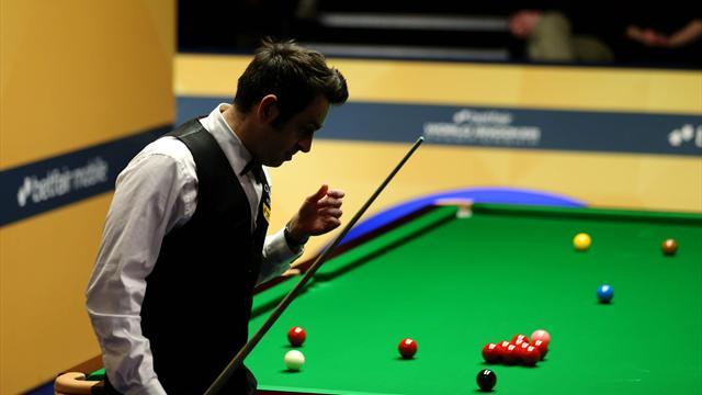 Snooker - O'Sullivan crowned Champion of Champions