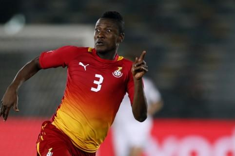 VIDEO: Al Ain star Gyan fires Ghana to draw in Turkey