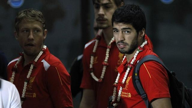 Premier League - Rodgers: Why would Suarez want to join Arsenal?