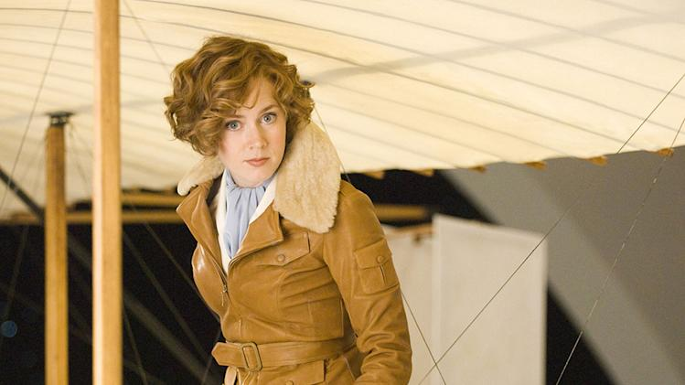 Night at the Museum: Battle of the Smithsonian Production Photos 2009 twentieth Century Fox Amy Adams