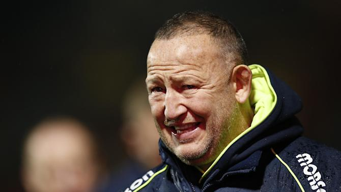 Sale's Director of Rugby Steve Diamond