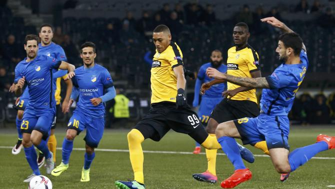 BSC Young Boys v Apoel FC - UEFA Europa League group stage