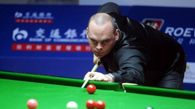 Bingham shocked in Asian PTC last-32