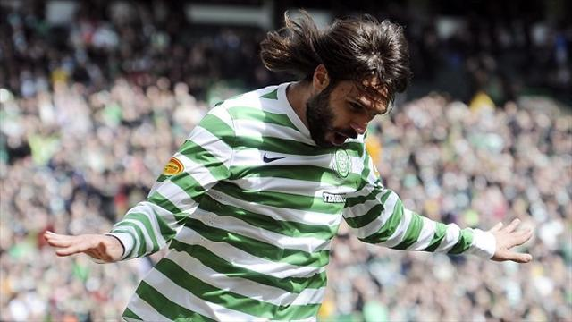 Football - Samaras seeks more happy memories