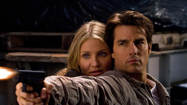 Knight and Day 20th Century Fox 2010 Cameron Diaz Tom Cruise