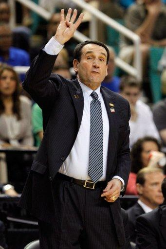 Mike Krzyzewski believes the game against Great Britain will be an important one in his basketball team's preparations