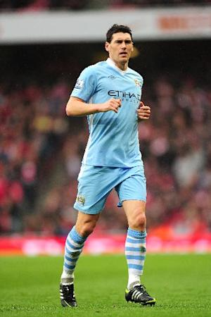 Gareth Barry was not too downbeat after Manchester City's defeat