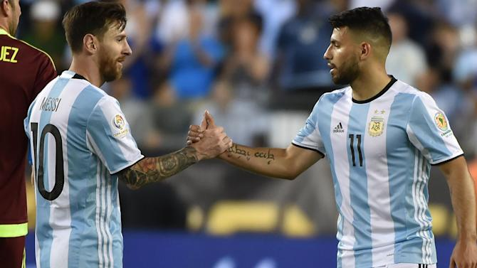 Messi returns for Argentina as Aguero keeps place