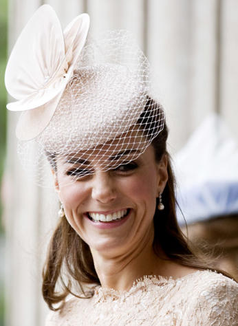 Kate Middleton Wore $75 Fake Diamond Earrings at Jubilee Service