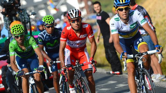 Vuelta a España - Race unveils punishing route