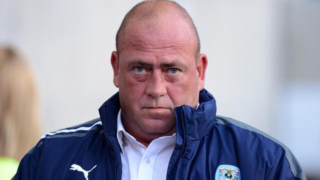 Coventry sack manager despite unbeaten start