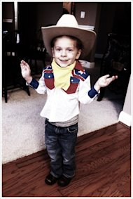 Four Critical Social Media Lessons I Learned From My 4 Year Old image Big Tex