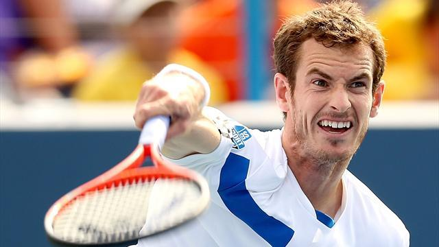 All Sports - 24/7: Murray looking good for US Open title defence