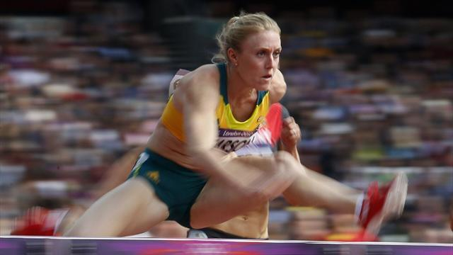 "Athletics - Pearson: Interest in Australia ""through the roof"""
